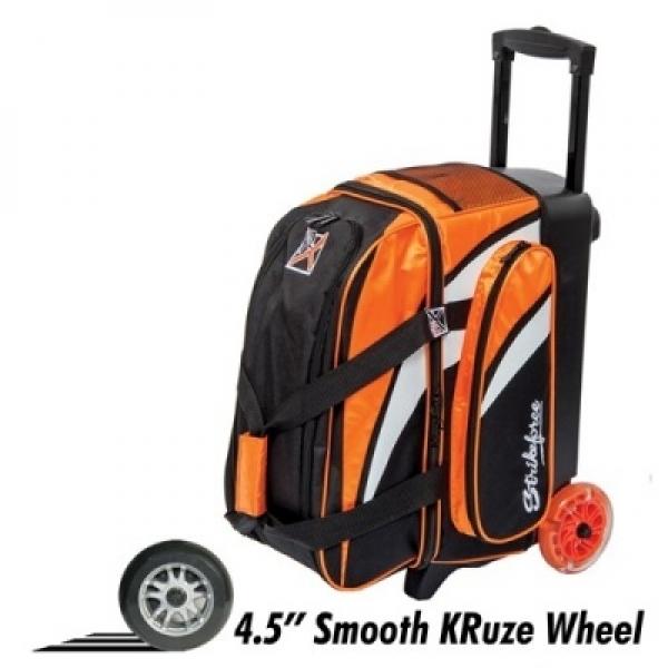 Cruiser Smooth - Double Roller - Orange
