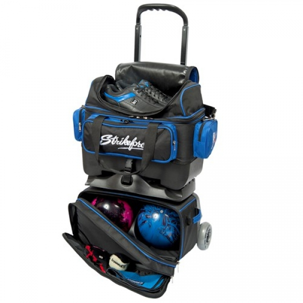Royal Flush 4 Ball Roller Blau