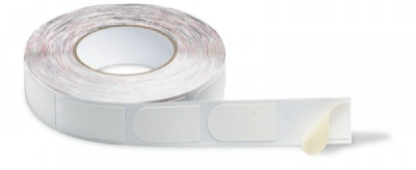 Bowlers Tape White Textured 1 500/Roll