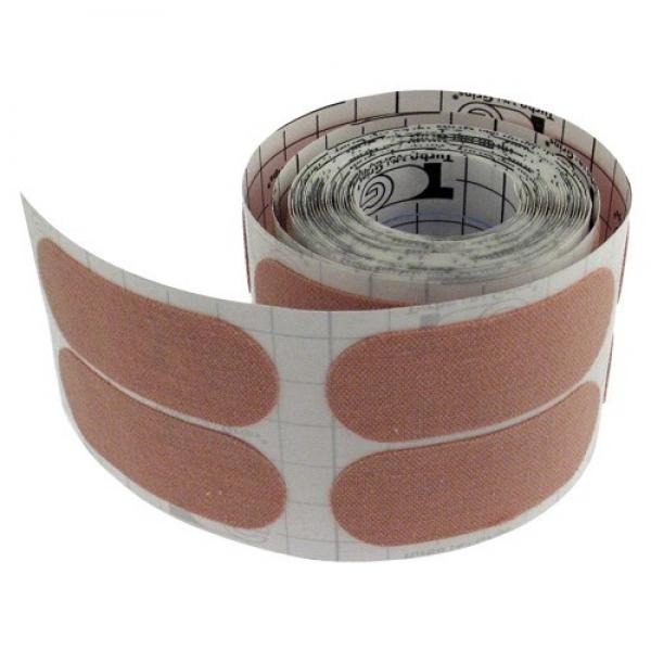 Fitting Tape Beige Bulk 100 Piece Roll