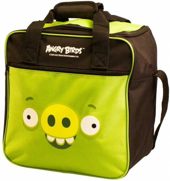 Angry Bird - Single Tote - Grün
