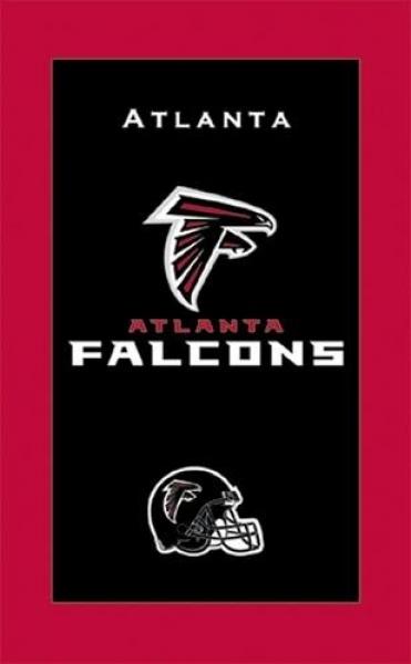 Atlanta Falcons NFL Handtuch