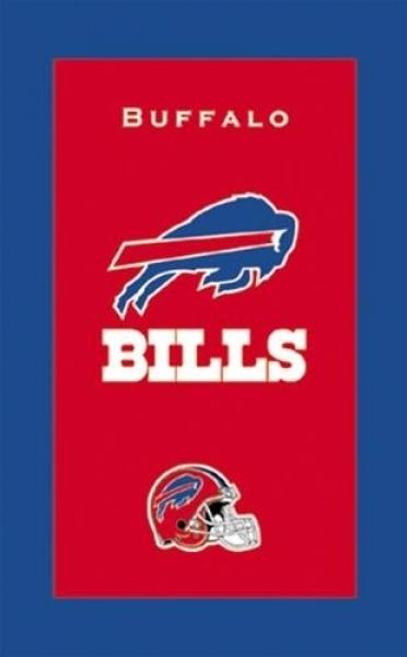 Buffalo Bills NFL Towel Handtuch