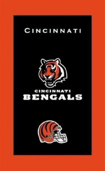 Cincinnati Bengal NFL Towel Handtuch
