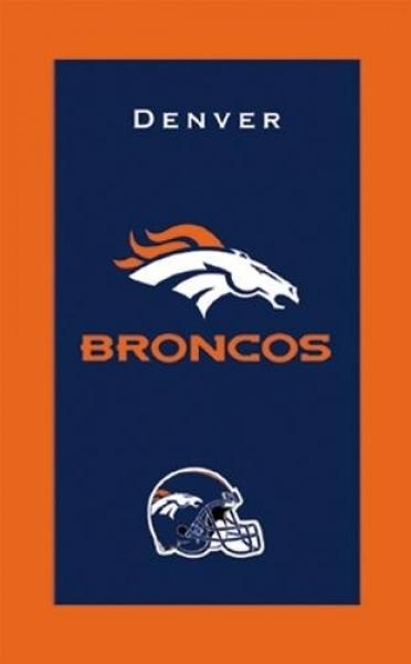 Denver Broncos Handtuch