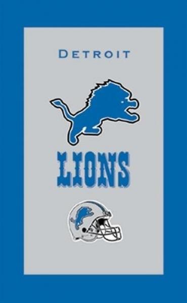 Detroit Lions NFL Handtuch