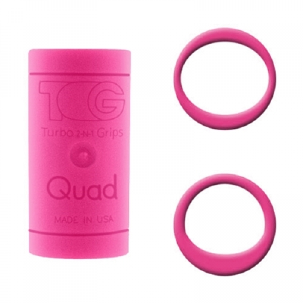 Fingereinsatz Ms Quad Hot Pink