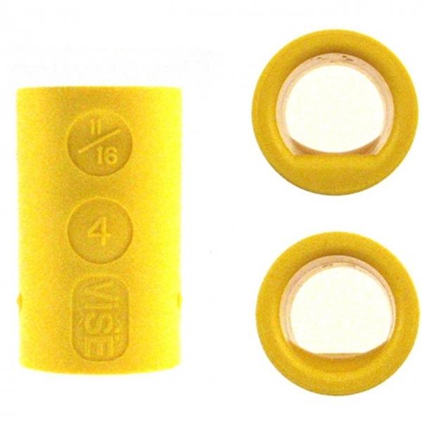 Fingereinsatz Ladies Power Lift & Semi Gelb