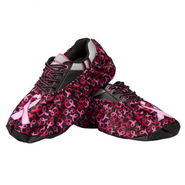 Breast Cancer Shoe Cover Bowling Schuhüberzieher