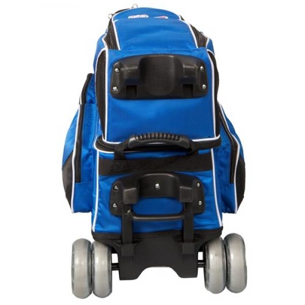 Royal Flush 4x4 Blau/Schwarz 4 Ball Roller