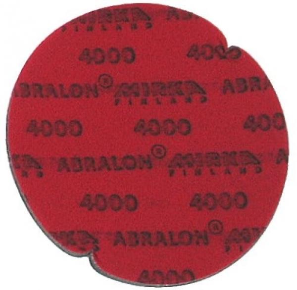 Abralon Schleifpad Set 4000 Grit bestehend aus 3 Pads