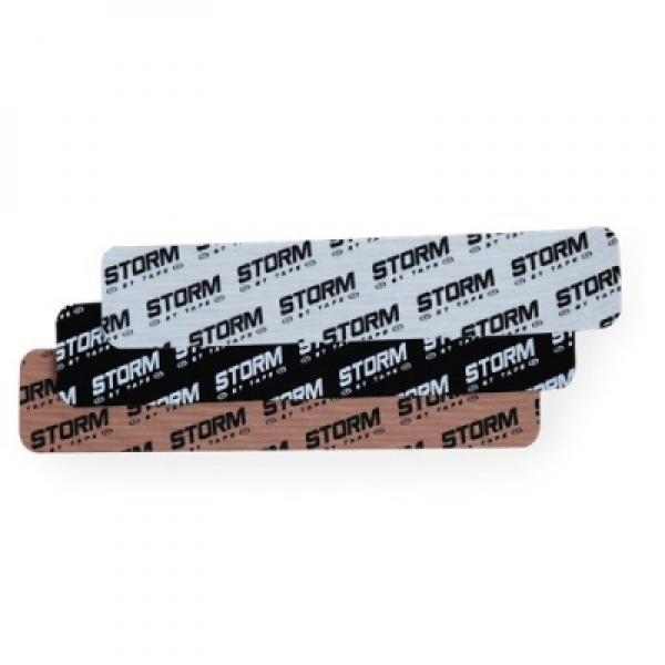 GT Tape - 12 x 20 Stück - Vorgeschnitten - Schwarz