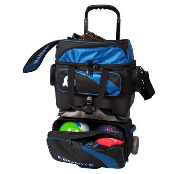 Equinox - 4 Ball Roller - Schwarz/Blau