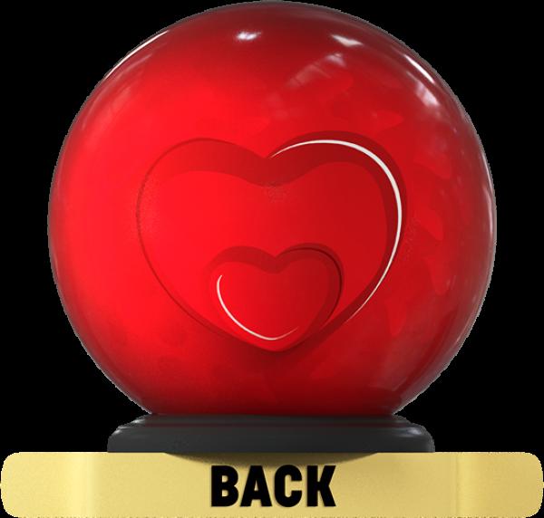 Valentia Georgiva Love Hearts II Funball