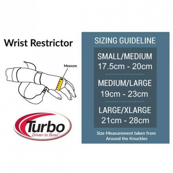 Wrist Restrictor - Arm-&Handgelenkbandage - Schwarz