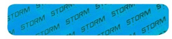 GT Tape - 12 x 20 Stück - Vorgeschnitten - Blau