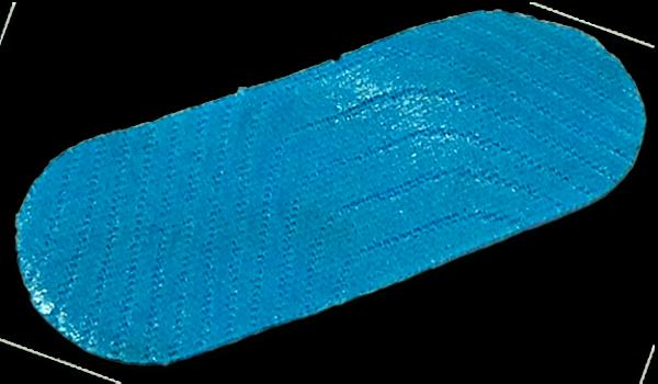 Excel 2 Tape Classic Blue 1 Inch Box 40 Stück