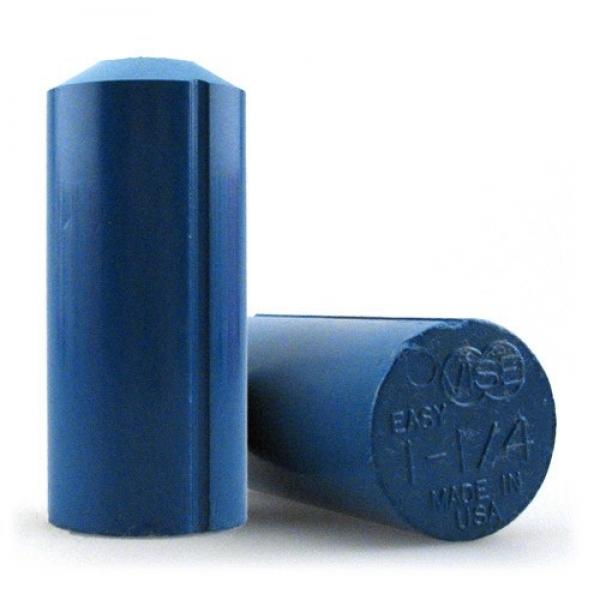 Easy 100% Urethane Thumb Slug Blau Daumeneinsatz