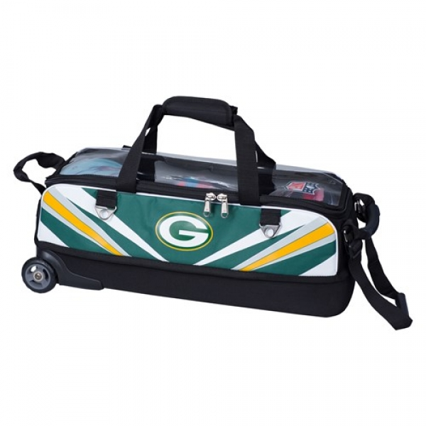 Green Bay Packers - Slim Triple Roller