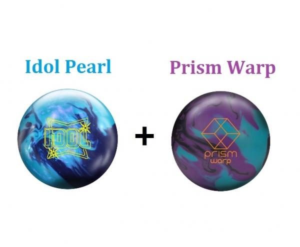 WSOB XI - Set - Pro Starter - Idol Pearl+Prism Warp
