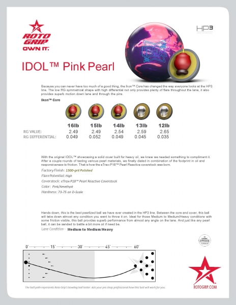 Idol Pink Pearl (International)