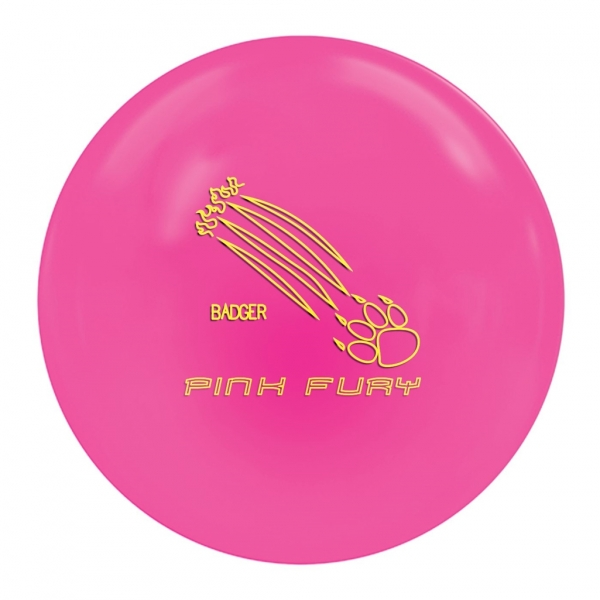 Badger Pink Fury