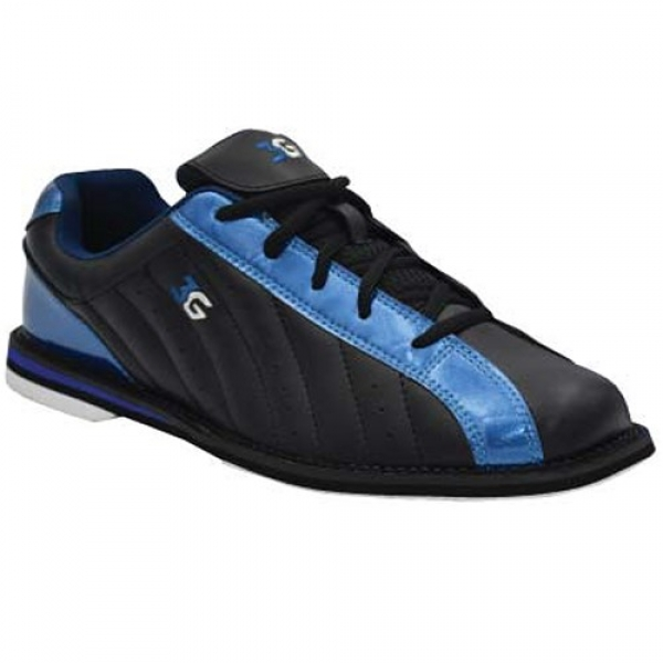 Kicks - Schwarz/Blau Metallic