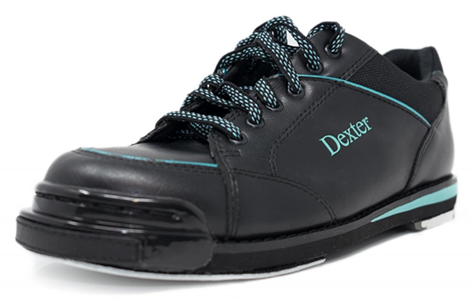 3a9ad79953d SST 8 Pro black turquoise. Dexter Womens SST 8 Pro black turquoise right  hand or left hand