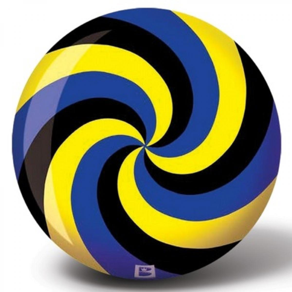 Brunswick Hearts Glow Viz-A-Ball Bowling Ball