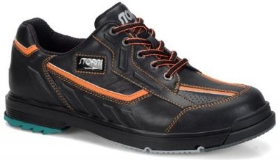 SP3 Mens Schwarz/Orange extra breit
