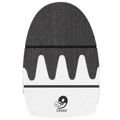 THE 9 Sole #9 Sawtooth Microfiber XL Size 13-15