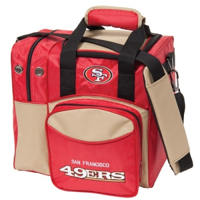NFL San Francisco 49ers - Single Tote