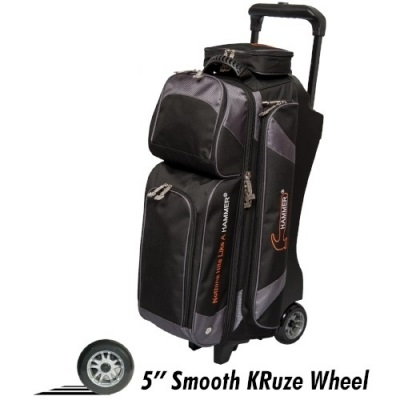 Premium 3-Ball Roller Carbon
