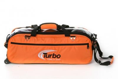 Express - Triple Tote - Orange
