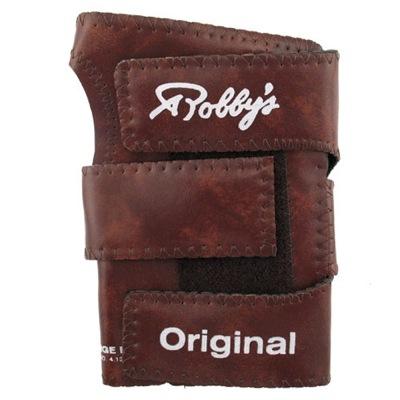 Robby Original Vinyl Braun Handgelenkstütze