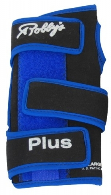 Cool Max Plus Schwarz/Blau Handgelenkstütze