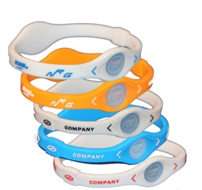 Sportband Bracelet Pack of 5 One of Each Color