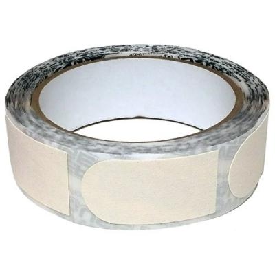 Premium - Tape - 1 Inch - 1 Rolle á 100 Stück - Weiß