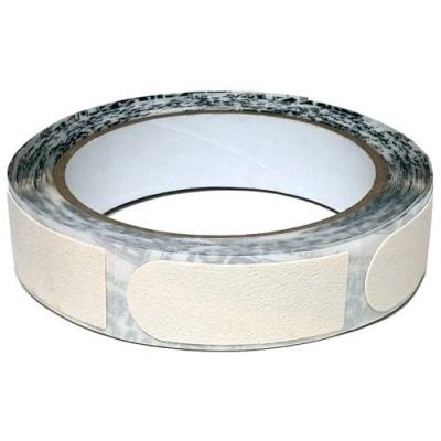 Premium - Tape - 3/4 Inch - 1 Rolle á 100 Stück - Weiß