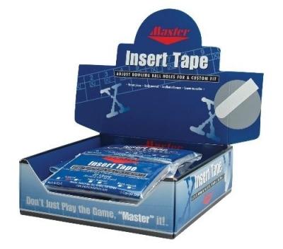 Insert Tape - Tape - 1/2 Inch - 24x48 Stück - Weiß Textur