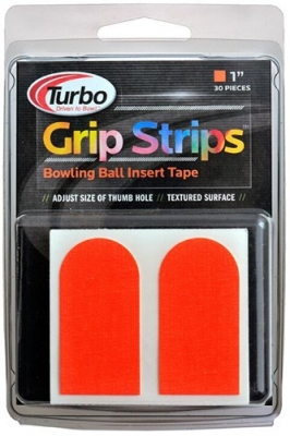 Grip Strips - Tape - 1 Inch - 30 Stück - Orange