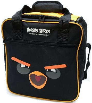 Angry Bird - Single Tote - Schwarz