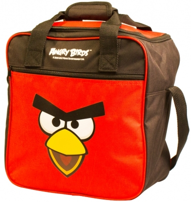 Angry Bird - Single Tote - Rot