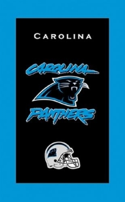 Carolina Panthers NFL Towel Handtuch