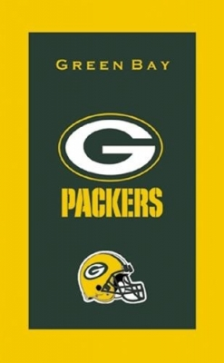 Green Bay Packers NFL Handtuch