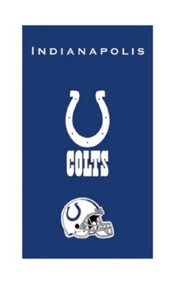 Indianapolis Colt NFL Handtuch