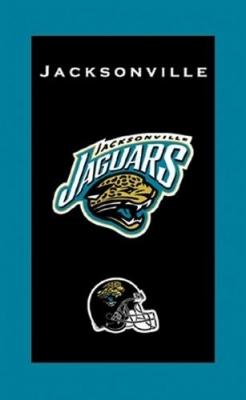 Jacksonville Jags NFL Handtuch