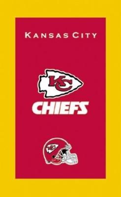 Kansas City Chiefs Handtuch