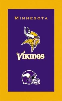 Minnesota Viking NFL Handtuch