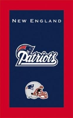 New England Patriots Handtuch